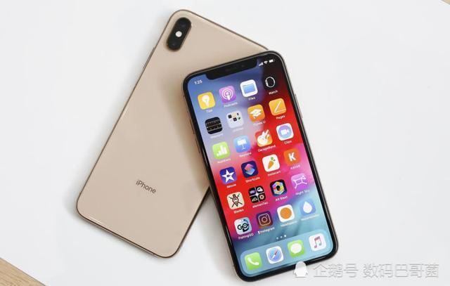 iPhone XS Max销量是XS的4倍 中国市场反响一