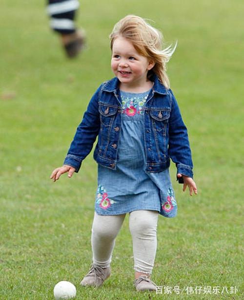 英国王室论调皮,我只服安妮公主家两位孙女!看