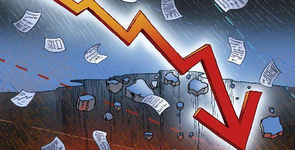 """堪比87年的美股暴跌""""空袭""""亚太股市 A股""""春季躁动""""提前结束?"""