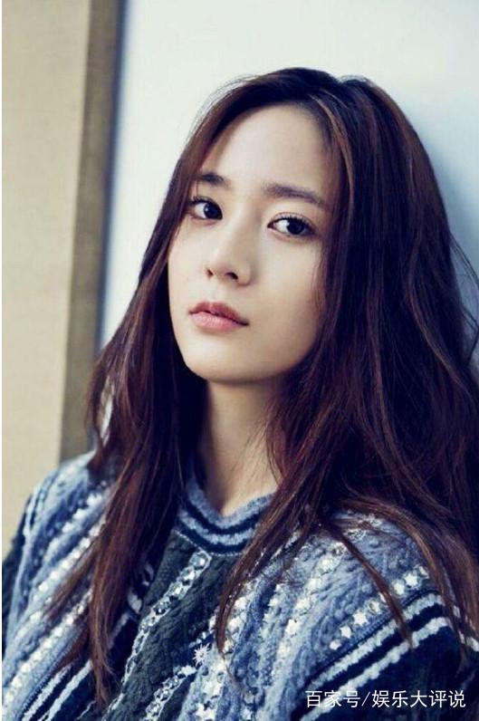 五位韩国女明星对比,同样23岁的她们,网友:怎么