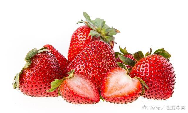 草莓有什麼功效與作用,你了解嗎?