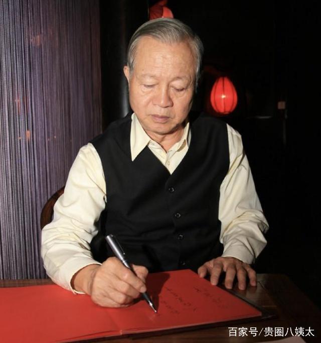 台湾著名学者曾仕强去世,享年84岁!