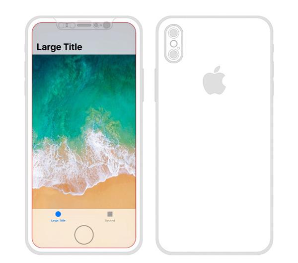 iPhone 8的屏幕将更清晰 分辨率也可以确定了