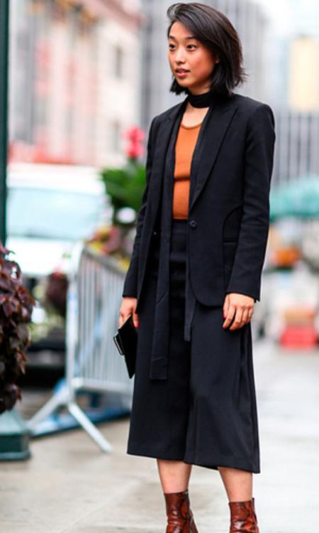 是時候穿起你的西裝外套啦,幹凈利落,秒變街拍時尚達人