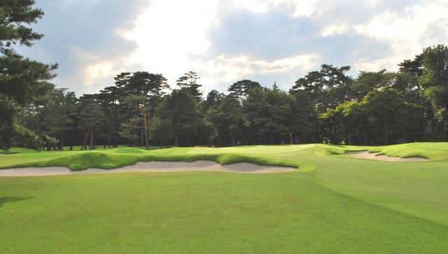 有人用A4纸画了一张日本Top30高尔夫球场地图