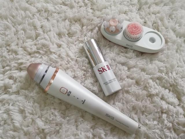 美容仪已成90后女性必备,SKG升级女性消费