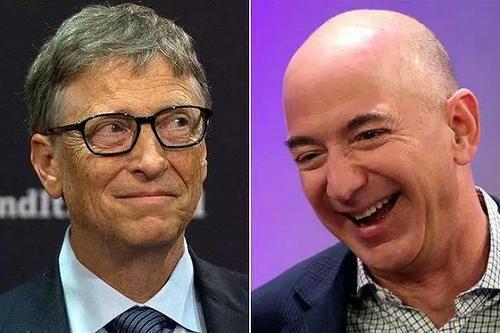亚马逊CEO打败比尔盖茨,问鼎「宇宙首富」正抢占区块链蓝海