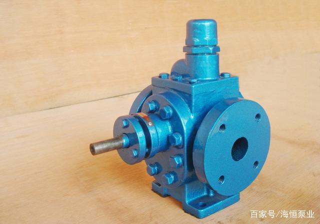 齿轮油泵的选型方法及注意事项