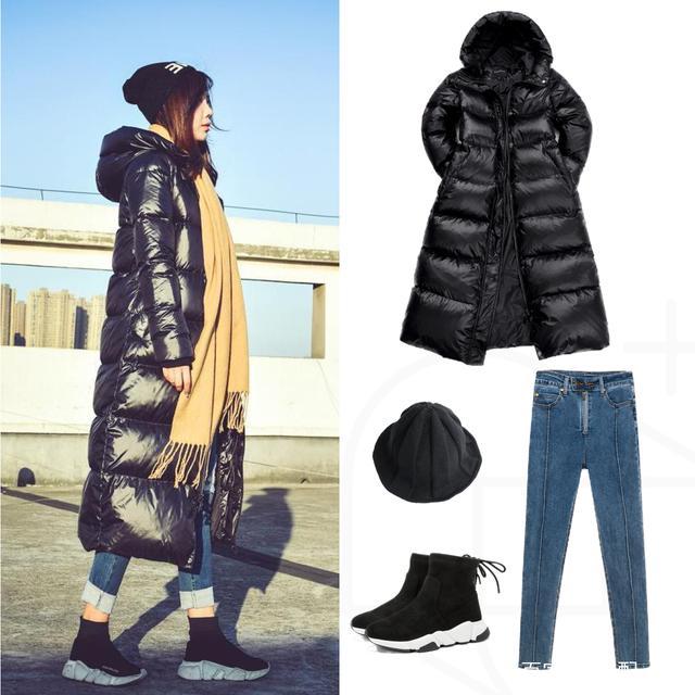 冬天羽绒服怎么穿才好看?搭配这6款鞋子,怎么穿都超有气质!