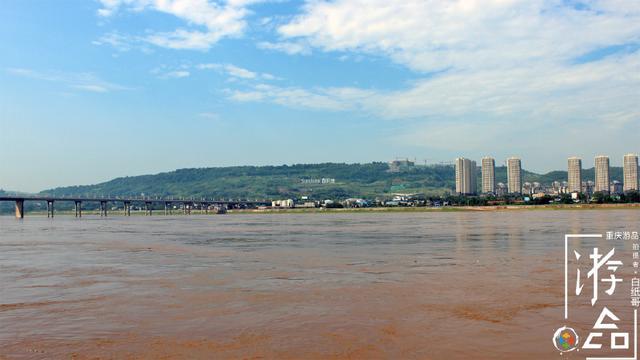 贯通南岸渝中和江北,重庆这对双胞胎大桥轻松搞定
