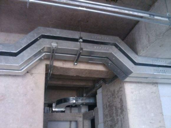 桥架弯头制作公式安装技术教学(二)