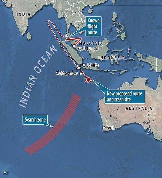 2019马航MH370最新消息来袭