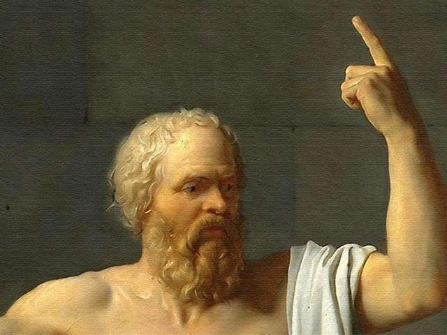 苏格拉底最经典的一句语录,仅29个字,却把坏女人说的太伟大了!