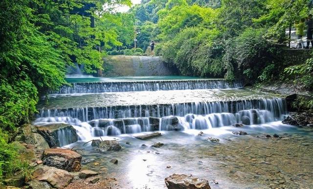 九溪烟树俗称九溪十八涧,杭州旅游一定不要错过这里