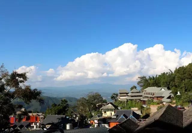到普洱旅游怎能不來景邁山?這里的風景美如畫!