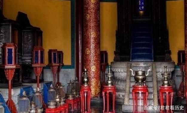 清朝共有12位皇帝,故宫为何只有11个排位?说