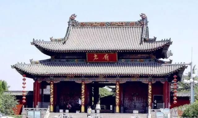 帝王之姓刘氏在全国的历史文物遗迹,一个比一个巍峨霸气