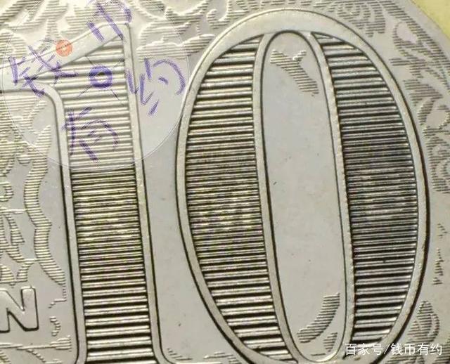 全面解读近几年发行的纪念币的暗记