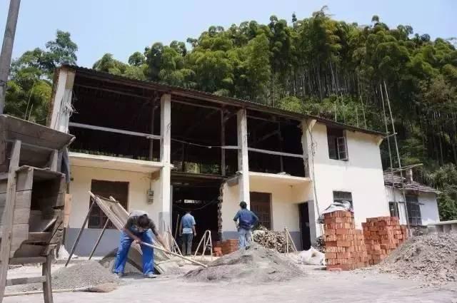 民宿施工小教程第一篇:老房改建之屋面做法