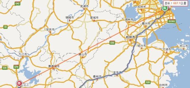 南昌开车到南京要多少公里,南昌到南京自驾游