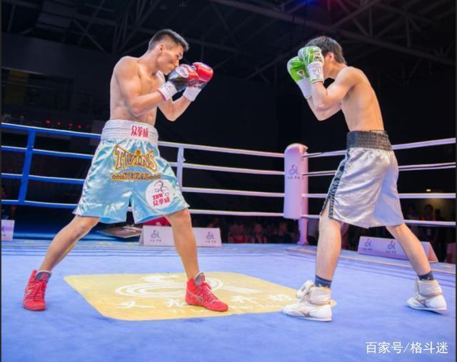 鼎霸-世界职业拳王争霸赛重庆开战!中国勇士为