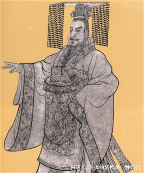 此人是中國歷史最狠毒的開國皇帝,秦始皇、劉邦、朱元璋都不如他