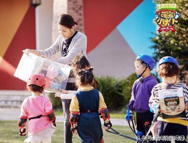 如何制服熊孩子打架,刘涛解决方式堪称教科书