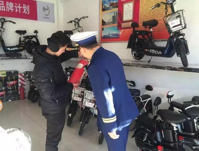 """北京消防""""标本兼治""""持续开展电动自行车综合治理"""