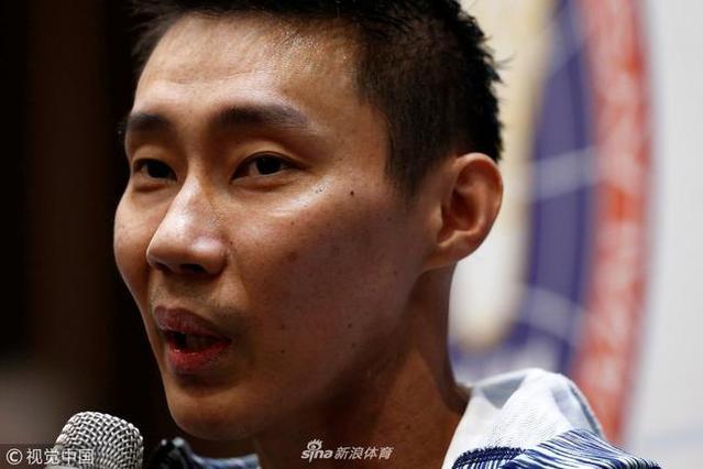 李宗伟抗癌成功后首公开亮相:不会退役 我将回来