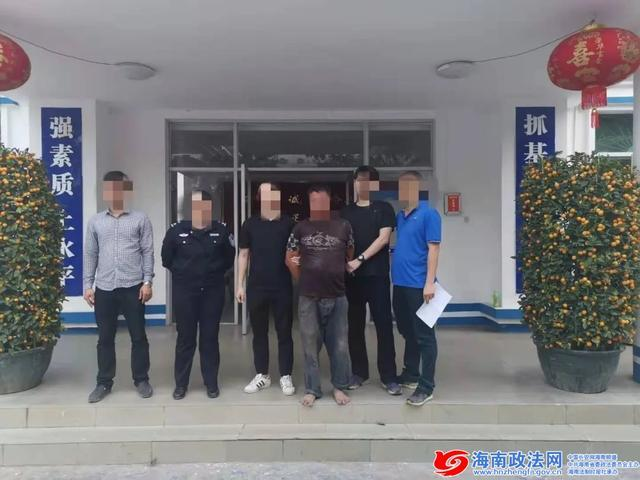 背負命案潛逃21年,海南瓊中警方在毛豆地裡將他抓獲!
