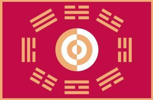 韩国国旗的由来 韩国国旗与中国八卦有什么关系?