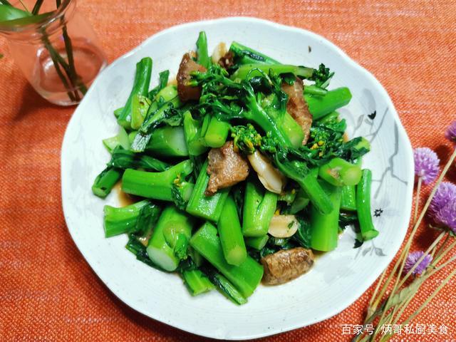 吃腻了大鱼大肉,试试这家常蔬菜,清新可口,农味十足,真解腻!