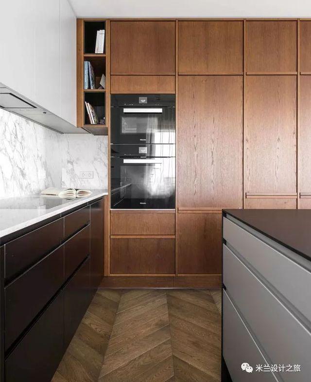 【现代】现代公寓这样的设计太牛了!-第8张图片-赵波设计师_云南昆明室内设计师_黑色四叶草博客