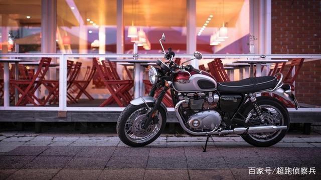 典雅的外表与现代技术的完美结合:2018年度十大复古摩托车