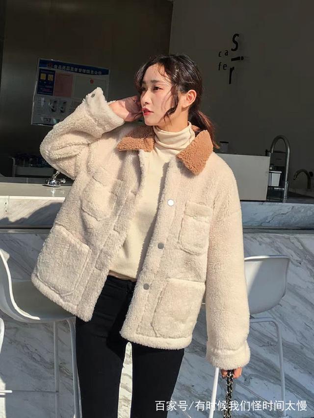 穿好看的外套,做精致的女孩
