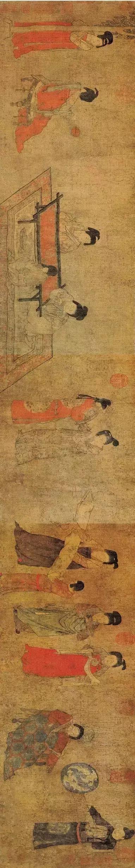 中国古代五大绝世名画,你肯定听过,但是肯定没见过这样的全图!