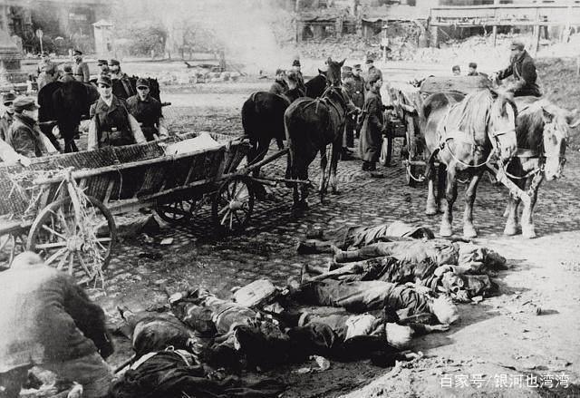 历史:第二次世界大战的时间线