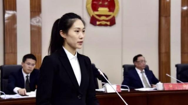 揭秘中国福建90后美女副市长 身份背景不一般