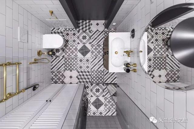 【现代】现代公寓这样的设计太牛了!-第41张图片-赵波设计师_云南昆明室内设计师_黑色四叶草博客