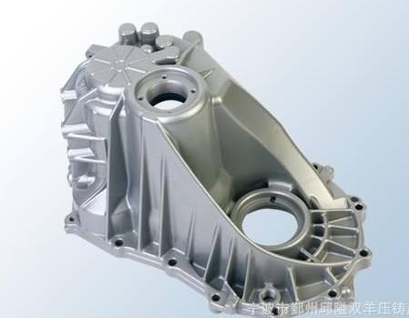 铝合金压铸件表面处理
