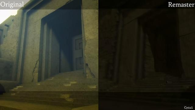 《尼爾:偽裝者ver》與原版對比 畫質提升,模型重制