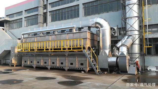 VOCs有机废气种类来源和危害及废气处理方案