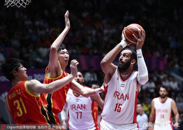 拿下冠军,中国男篮在亚运男篮决赛中能大比分