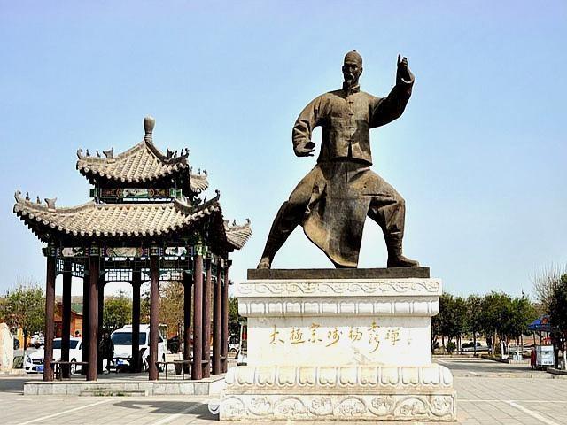 历史上记载第一个将太极拳发扬光大的人,吴京电影原型竟然也是他