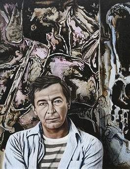 20世纪中叶著名波普画家_贾斯珀·约翰斯_Jasper Johns