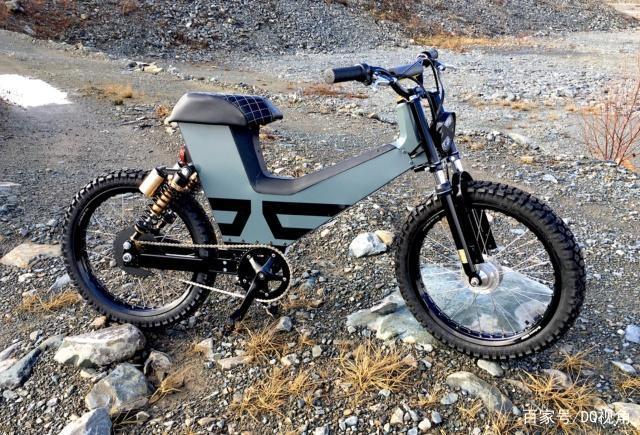 续航仅70km售价约1.5万,加拿大Suru公司发布Scrambler电动自行车
