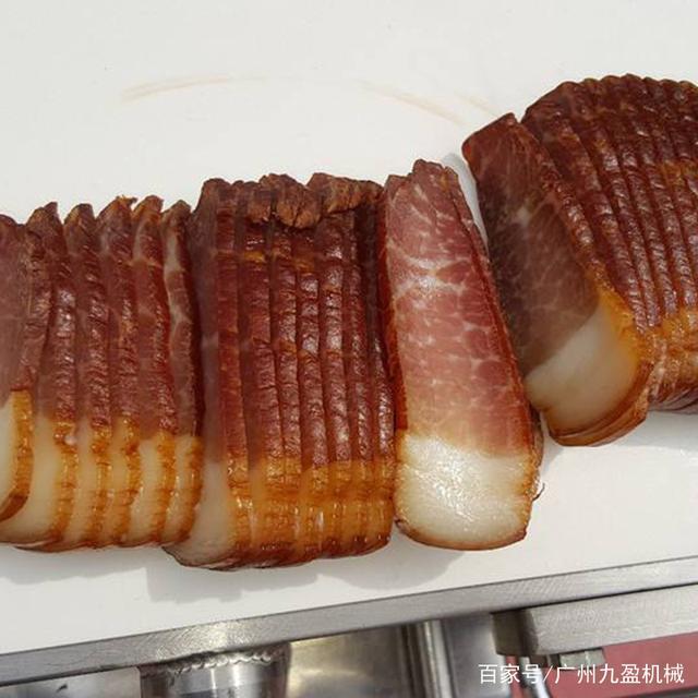 熟肉切片机的保养方法和注意事项