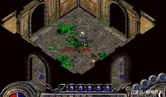 嘟嘟傳奇:如何辨別遊戲中的那些極品怪物
