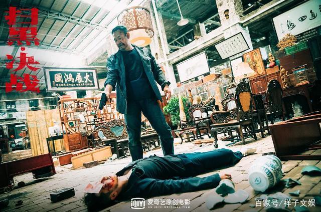 15號6部新片上映丨薑武攜現實掃黑除惡電影決戰光頭檢察官張震