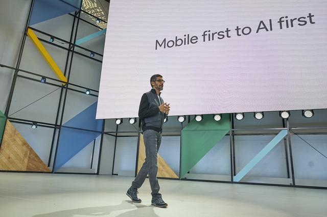 谷歌高调重返中国